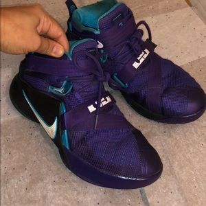 Lebron James Soldier Shoes